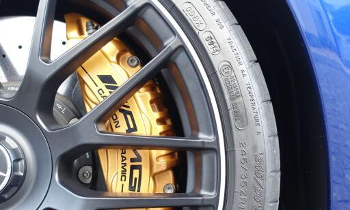 image: TEST: Mercedes-AMG C63S