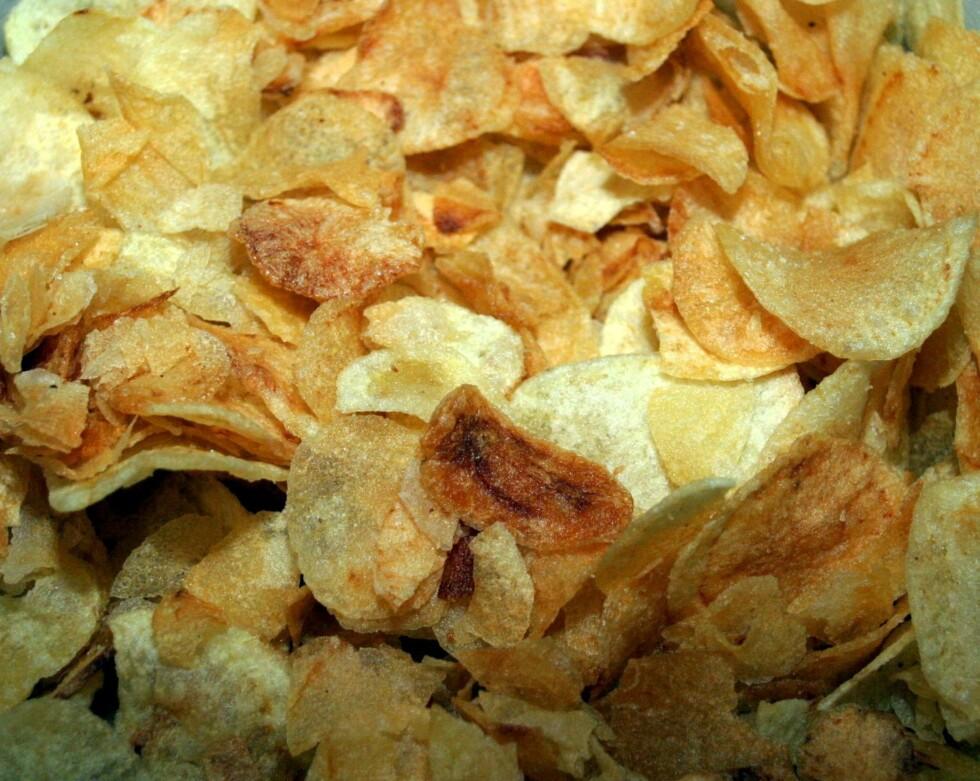 FETT NOK: Næringsmiddelindustrien kvitter seg med mye fett som kan gjenvinnes. Foto: COLOURBOX.COM