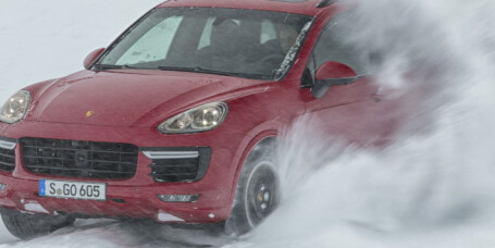 Test: Porsche Cayenne GTS