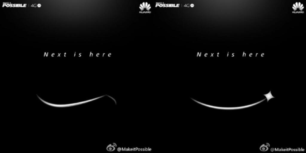 STIKK TIL SAMSUNG: Huawei har laget en aldri så liten parodi av Samsung-invitasjonen.