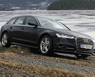 image: TEST: Audi A6 facelift
