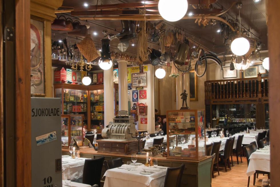 HER KAN DU SPISE TIL FASTPRIS: Café Christiania er et av stedene du kan spise to-retters til en  fastprispå 250 kroner. Foto: ALL OVER PRESS