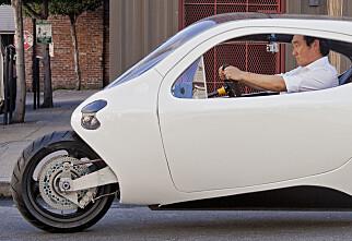Slik kan bilen bli i framtida