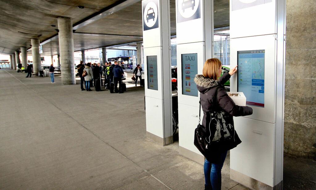 image: Hvordan kommer du deg billigst fra Oslo Lufthavn?