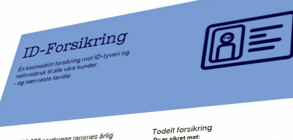 image: Trenger du forsikring mot ID-tyveri?