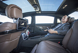 Test: Mercedes-Maybach S