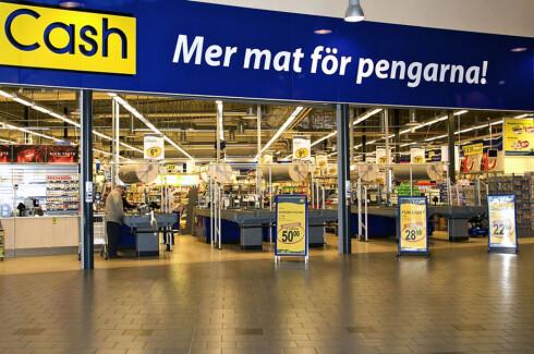 FORTSATT BILLIG Svenskehandelen lønner seg også etter valutanedgangen. Foto: EUROCASH