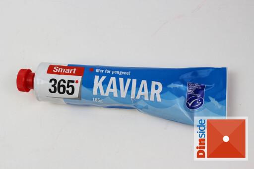 image: TEST: Hvilken kaviar er best?