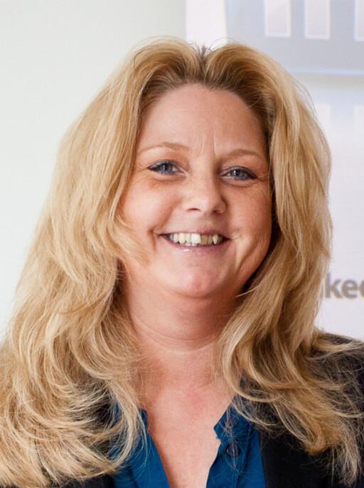 Kathe Arnesen, Nordic Media Team. Foto: GRY MONICA HELLEVIK