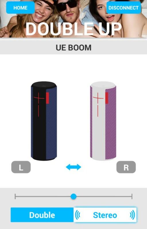 STEREO: Via mobilappen kan du pr i dag pare to høyttalere slik at de spiller i stereo. Snart kan du pare mange flere.