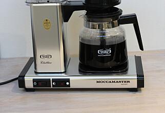 Nå må alle kaffetraktere skru seg av automatisk