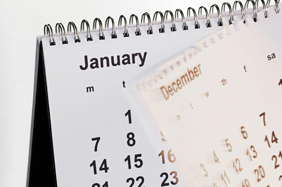 OVERFØRES: Fikk du ikke tatt ut alle feriedagene dine i 2015, skal de overføres til 2016. Foto: ALL OVER PRESS
