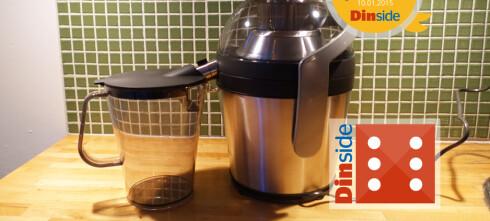 Philips Avance Collection Juicer - et råskinn av en juicemaskin