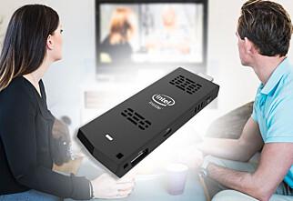 Intel med PC på pinne