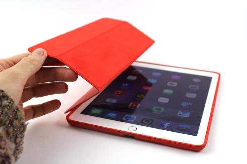 BLIR DEN ENDA STØRRE? Ryktemakerne vil ha det til at iPad Air får en storebror i løpet av året. Foto: KIRSTI ØSTVANG