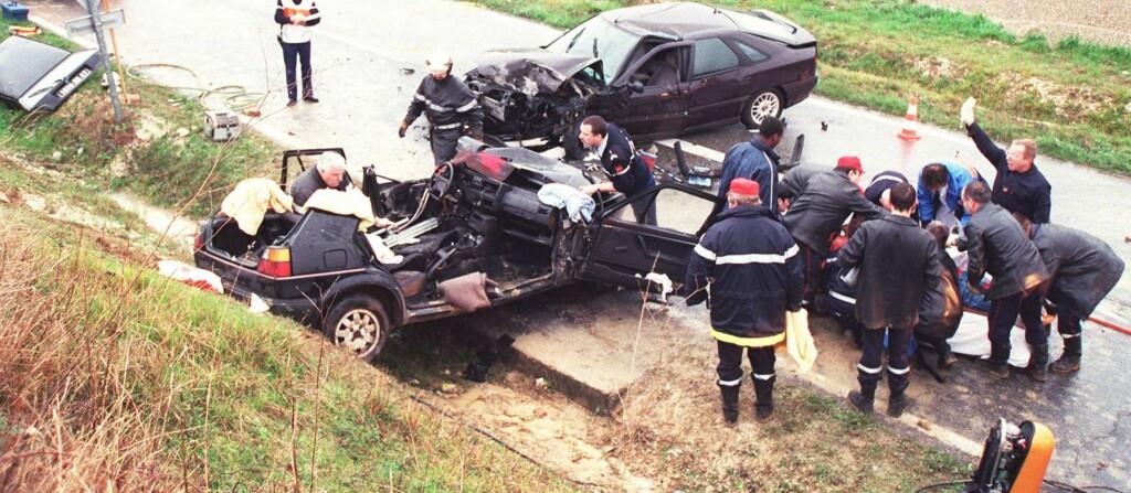 <b>Kraftig nedgang:</b> 2014 viser til en kraftig nedgang i antall trafikkdrepte, mot året før.  Foto: colourbox.com