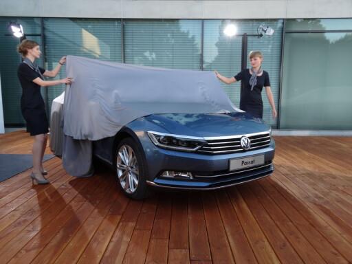 Styrer showet: Da VW lanserte 5 års garanti måtte de andre følge etter.   Foto: Fred Magne Skillebæk