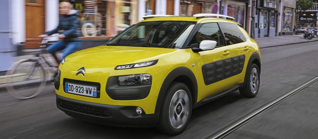 <b>Fri service:</b> Fra 1. januar får denne, og andre Citroën personbiler, fem års fri service de første 65.000 kilometerne den kjører i løpet av sine fem første leveår.  Foto: Citroën