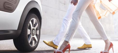 Citroën innfører 5 Fri