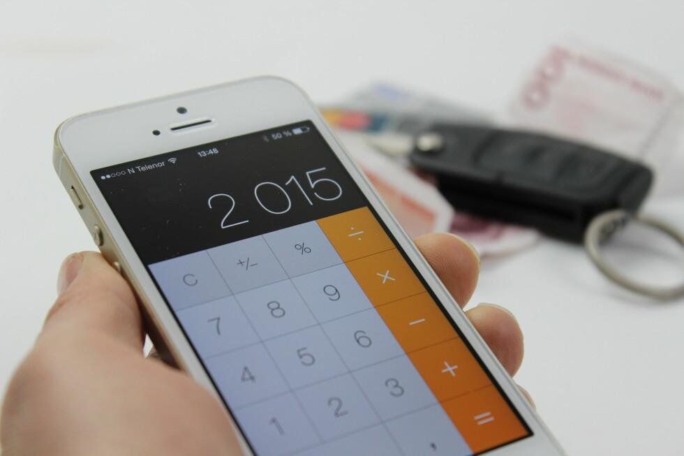 MYE NYTT: Flere regelendringer inntrer fra og med 1. januar, som blant annet kan påvirke din økonomi. Foto: BERIT B. NJARGA