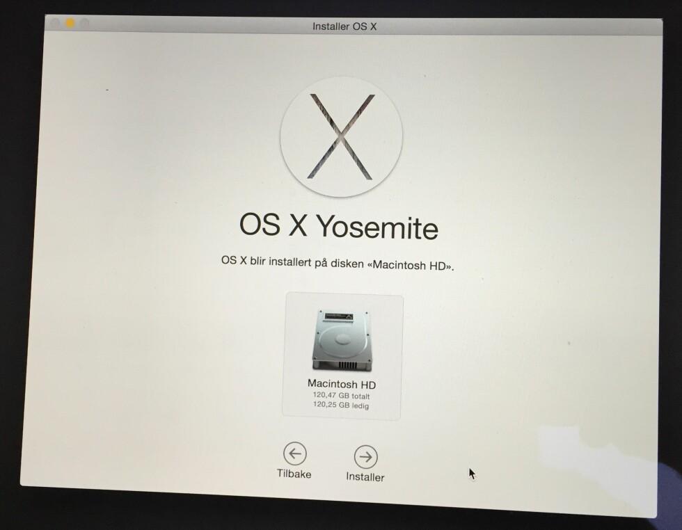 Slik gjør du Mac-en din klar for videresalg