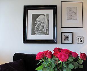 image: Slik henger du det på veggen