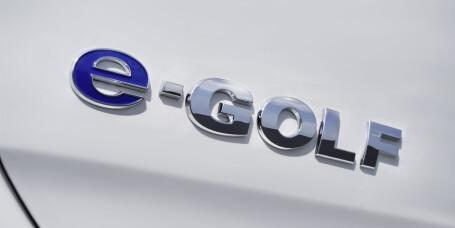 Tredje kapittel om VW e-Golf