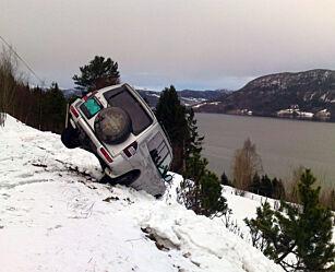 image: Dette må du passe på hvis bilen blir alene hjemme i jula
