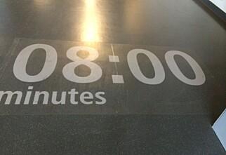 Slik kommer du deg raskest gjennom flyplassen