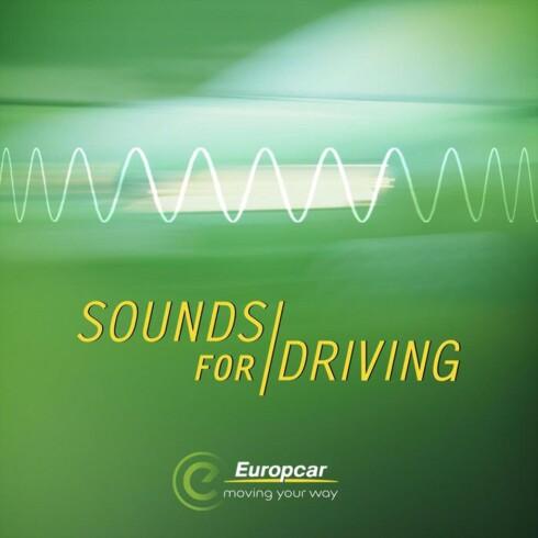 <strong><B>LEIEBIL-MUSIKK:</strong> </B>Europcar har forhåndinstallert låtene i sine leiebiler.