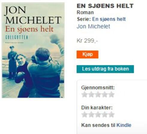 KAN SENDES: Mange norske e-bøker kan nå sendes direkte til din Kindle. Foto: DIGITALBOK.NO