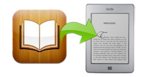 FRA iBOOKS til KINDLE: Du kan også overføre bøker fra Apples bokhandlel til Amazon-brett. Foto: EPUBSOFT