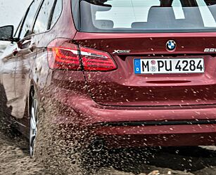 image: TEST: BMW 2 Active Tourer xDrive
