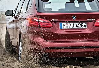 TEST: BMW 2 Active Tourer xDrive
