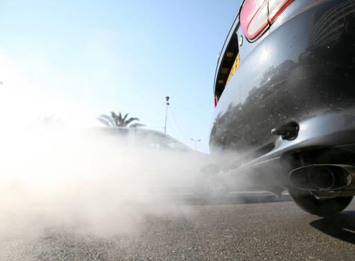 NEDSLÅENDE: Høyt forbruk gir høyt utslipp. Utslippet er i snitt 31 prosent dårligere enn vi blir fortalt.    Foto: COLOURBOX.COM