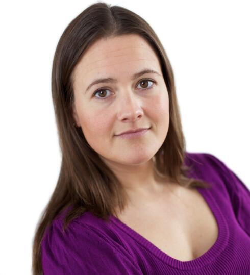 VISSTE IKKE: Kommunikasjonssjef Kine Søyland i Norgesgruppen og kollegene hennes visste ikke at naturidentisk ikke lenger er lov å bruke på norsk mat. Foto: NORGSEGRUPPEN