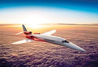 Nye overlydsfly kappes om å bli først