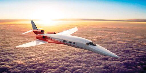 image: Nye overlydsfly kappes om å bli først