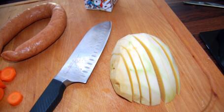 Kniven som gjør «tre gode ting»