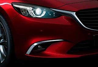 Nå får Mazda 6 firehjulstrekk!