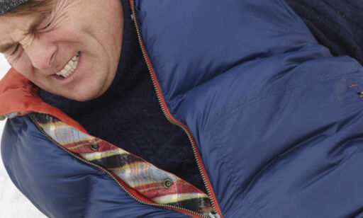 image: Bli kvitt glattisen uten å ødelegge innkjørsel og trapper