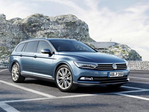 VW PASSAT Foto: VW