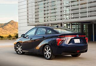 Toyota Mirai skal du hete