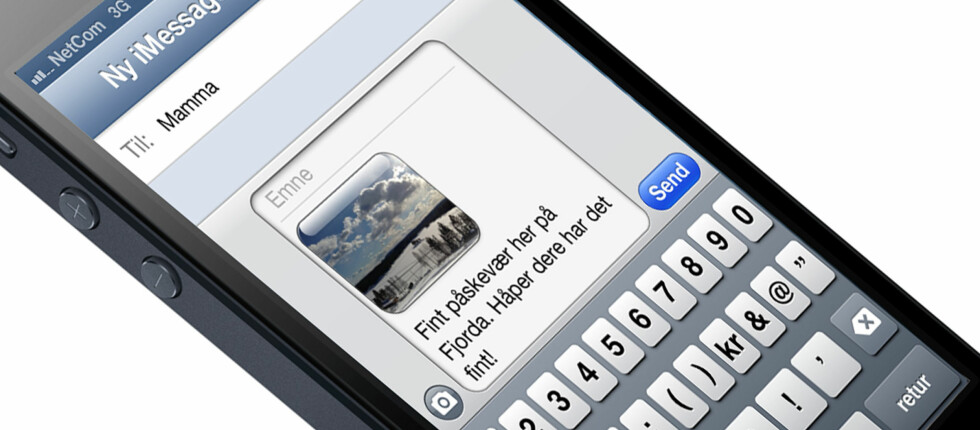 GLEMT Å SLÅ AV? Mange brukere har opplevd at SMS ikke har kommet frem når de har byttet telefon. Foto: Kirsti Østvang