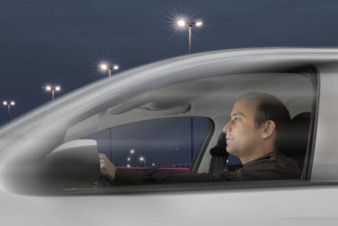 I SVIME: Tretthet sidestilles med rus i veitrafikkloven. Foto: ALL OVER PRESS