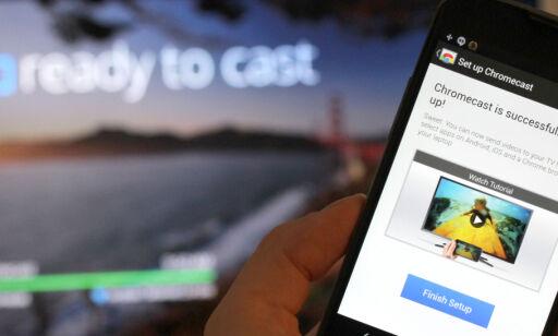 image: Ti kjekke Chromecast-tips