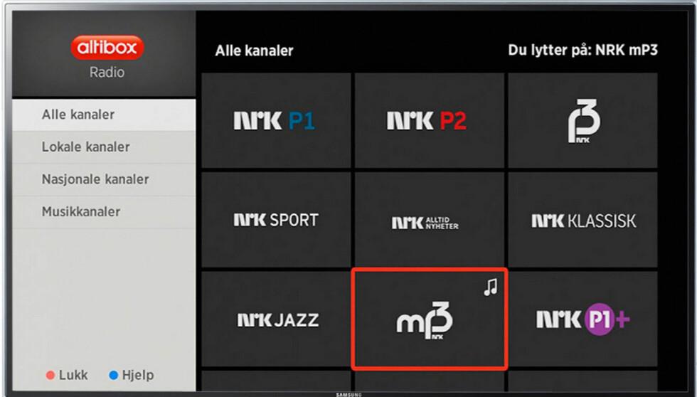 Opp til 1000 radiokanaler skal nå være på plass. Foto: ØYVIND PAULSEN/ALTIBOX