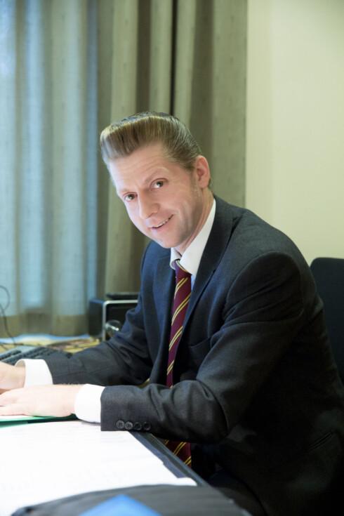 Statssekretær Jørgen Næsje (FrP). Foto: REGJERINGEN