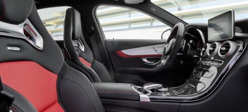 Mercedes-AMG C 63 S slår til og med BMW M3