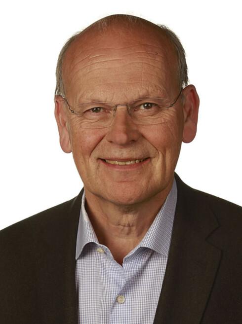 STRENGERE? Michael Tetzschner i Høyre mener tjenester som Adams skattesøk kan føre til ytterligere innskrenkinger i tilgangen til skattelistene. Foto: STORTINGET